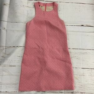 4 Collective Pink Structured Mod Dress